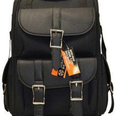 big backpacks large Sissy bar travel luggage