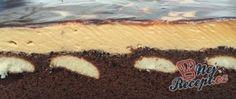 Recept Karamelový zákusek s piškoty - FOTOPOSTUP
