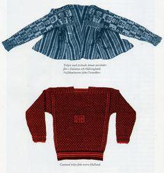 old swedish knitting