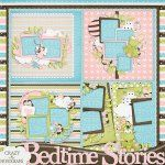 Bedtime Stories Girl Quick Pages