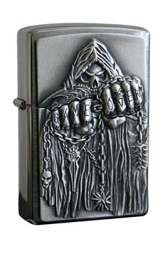 Spiral - Game Over Zippo Lighter - Spiral