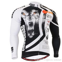 New Hot Sale Men S Sports Outdoors Wolf 3D Print Quick Dry Crease Resist  Ventilate Gym Clothing Custom Factory Cycling Jerseys One Piece Bib Short  Mountain ... 1f6eab8dc