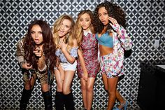 Little Mix ~ Get Weird Photoshoot