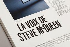 Yorgo&Co - Louis Vuitton magazine design
