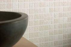 Earthen Tile Wallpaper - Beige Wall Coverings by Graham  Brown