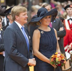 King Willem-Alexander - The Dutch Royal Family Continue Their Coronation Tour