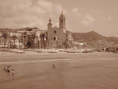 Sitges, Spain Sitges, Notre Dame, Costa, Building, Places, Travel, Pictures, Viajes, Buildings