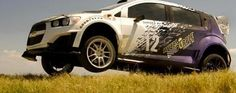 """Chevrolet Sonic RS Rally Car Joins """"Transformers 4"""" Cast - http://www.dailytechs.com/chevrolet-sonic-rs-rally-car-joins-transformers-4-cast/"""