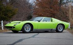 1970 Lamborghini Miura P400 S | Gooding & Company