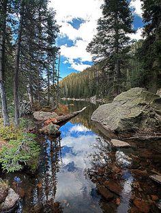 Rocky Mountain National Park \