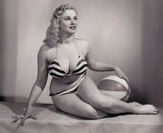 Sabrina(Norma Sykes). 1955. Burlesque.