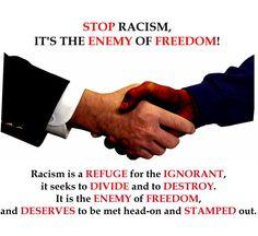 no more racism | More Racism Against Obama