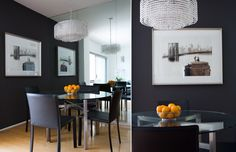 DINING AREA Sydne Summer's West Hollywood Home #theeverygirl