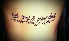 peter pan tattoo   Tumblr