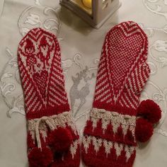 Ravelry is a community site, an organizational tool, and a yarn & pattern database for knitters and crocheters. Knit Socks, Knit Mittens, Mitten Gloves, Knitting Socks, Hand Knitting, Knitted Hats, Knitting Charts, Knitting Patterns, Norwegian Knitting