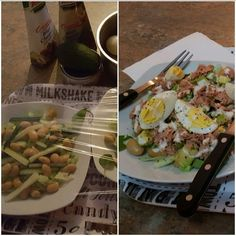 My take on a tuna salad