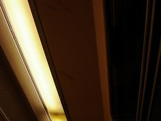 Ceiling Lights in the wagon -...