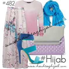 Hashtag Hijab Outfit #482 by hashtaghijab on Polyvore featuring MINKPINK, Lipsy, ASOS, Halogen and hijab