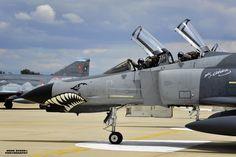 "Turkish Air Force F-4 Phantom AUP 2020 ""Terminator"""
