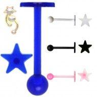 Wholesale Body Jewelry Star Body Jewelry BSFL Wholesale Body Jewelry, Barbell, Triangle, Stars, Sterne, Star