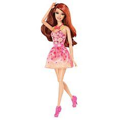 Barbie Muñeca Fashionista Y5908RS