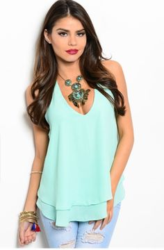 Mint Me Top Only Fashion, Women's Fashion, Fashion Trends, Summer Outfits Women, Spring Outfits, Desert Fashion, Virtual Fashion, Aqua Marine, Summer Clothes