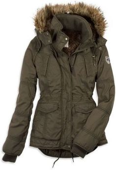 Timberland - Women's Waterproof Down Parka | Fashion | Pinterest ...