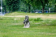 Crystal Palace, Lion Sculpture, Statue, Crystals, Park, Places, Crystals Minerals, Parks, Crystal