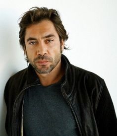 Javier Bardem | My favorite actor and he is the husband to my favorite actress. Lucky Penelope! | From:fanpix.net