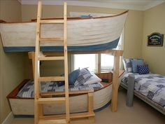 i love these 2x4 floating beds! what an inexpensive and super cool