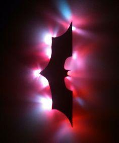 THE BATMAN LAMP