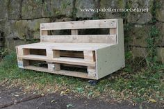 Holz paletten m bel gartenm bel selber bauen kr uterst nder geb geschenk pinterest - Paletten gartenregal ...