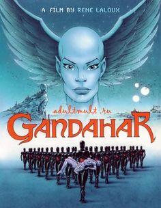 Гандахар: Световые годы / Gandahar: Les Annes Lumiere