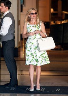 Reese Witherspoon. Love her when she is looking.