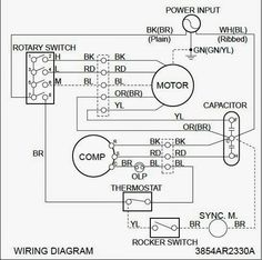 electrical wiring diagrams for air conditioning systems \u2013 part twosplit ac, electrical wiring diagram, motor el�ctrico, air conditioning system, electrical engineering