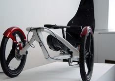 Recumbent Trike - AVB Designhuis