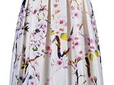 lovely sakura flower skirt...