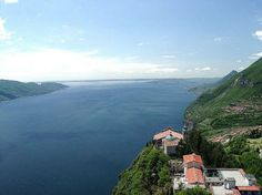 Wunderschönes 3 Sterne Hotel in Tignale mit atemberaubende Aussicht vom westlichen Seeufer des Gardasees