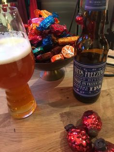 Nomad Brewing Nuts Freezing Frost Biting Tongue On Frozen Pole Winter IPA