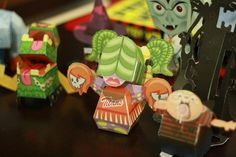 From Papertoy Monsters Book - Thanks @salazad