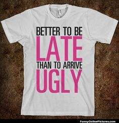 Pinterest Funny as Hell Pics | picture of a very funny t-shirt saying for girls! Don't forget to ...