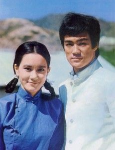 Martial Arts legend Bruce Lee & Nora Miao