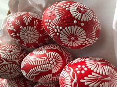 Beautiful Czech Easter Eggs for Sale Eggs For Sale, Another Part Of Me, Easter Egg Pattern, Egg Decorating, Mandala Art, Easter Eggs, Projects To Try, Scrambled Eggs, Crafts