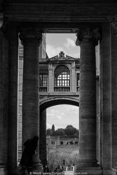 Porty's Diary: 52 Week Photo Challenge Week 8/52  Photo details: Location: Campidoglio, Rome Settings: Sony a6000, ISO 125, 40mm, f/11, 1/80s  #Sonya6000 #mirrorless #camera