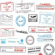 #passport stamps download