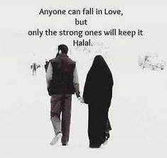 a Muslim should be make it halal at any cost if changing religion is a issues change it temporary for ur gf make her wife no haram relationships in islam is allowed Muslim Couple Quotes, Muslim Love Quotes, Love In Islam, Quran Quotes Love, Allah Quotes, Islamic Love Quotes, Muslim Couples, Religious Quotes, Love Quotes For Him