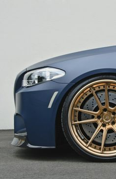 M5 on Fab Custom Rims~