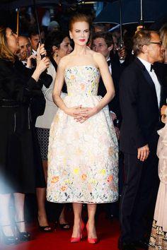 Cannes Film Festival 2013 - Nicole Kidman in Dior S13 Couture