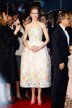 Cannes Film Festival 2013 - Nicole Kidman in Dior S13 Couture