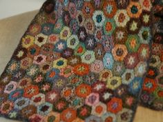 Sophie Digard hexagon scarf